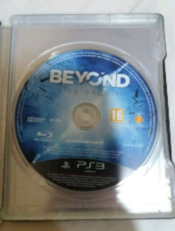 Imagen producto Beyond Two Souls ps3 2
