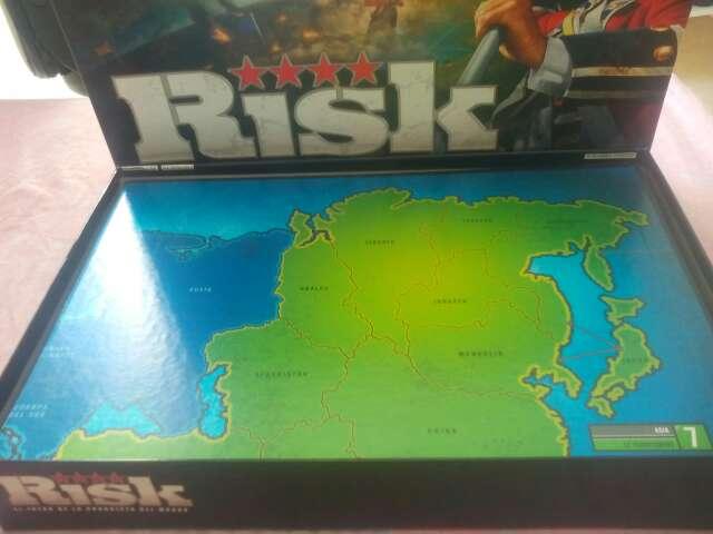 Imagen producto Juego de mesa Risk, nuevo sin usar 2
