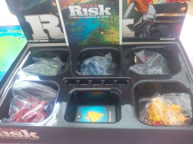 Imagen producto Juego de mesa Risk, nuevo sin usar 3