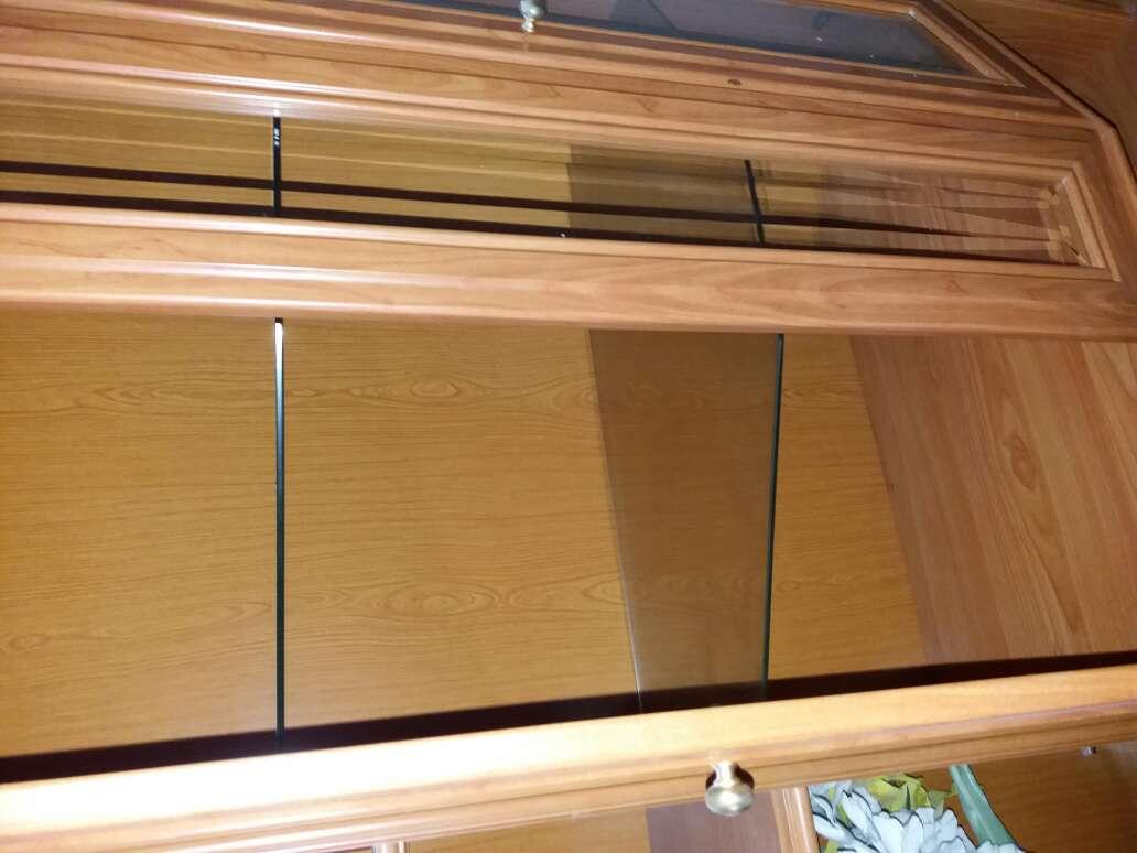 Imagen producto Mueble salon 3,70m. chapa de madera natural. 400€. Se encuentra en Xeraco (Valencia)  4