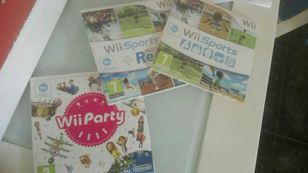 Imagen producto Wii Blanca  3