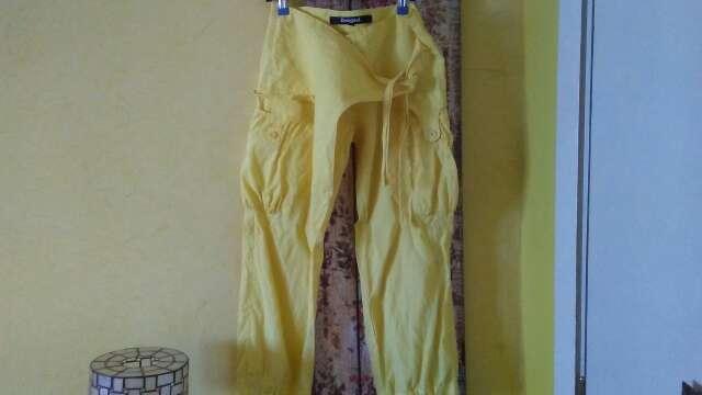 Imagen producto Pantalones Desigual 1