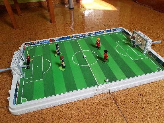 Imagen producto Playmobil Set de Fútbol Maletín 2