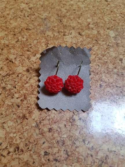 Imagen Pendientes de rosas