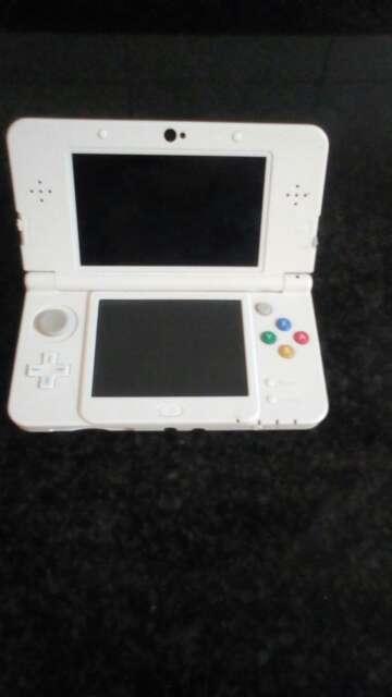 Imagen New nintendo 3DS blanca