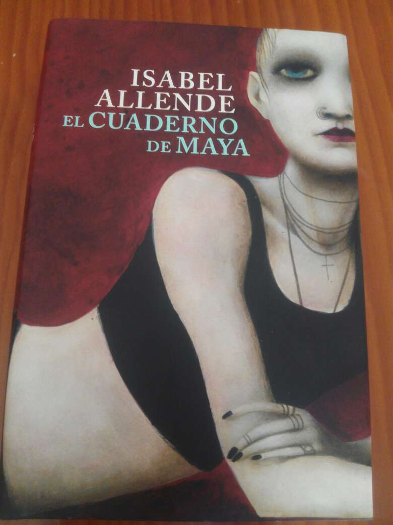 Imagen Libro Isabel Allende