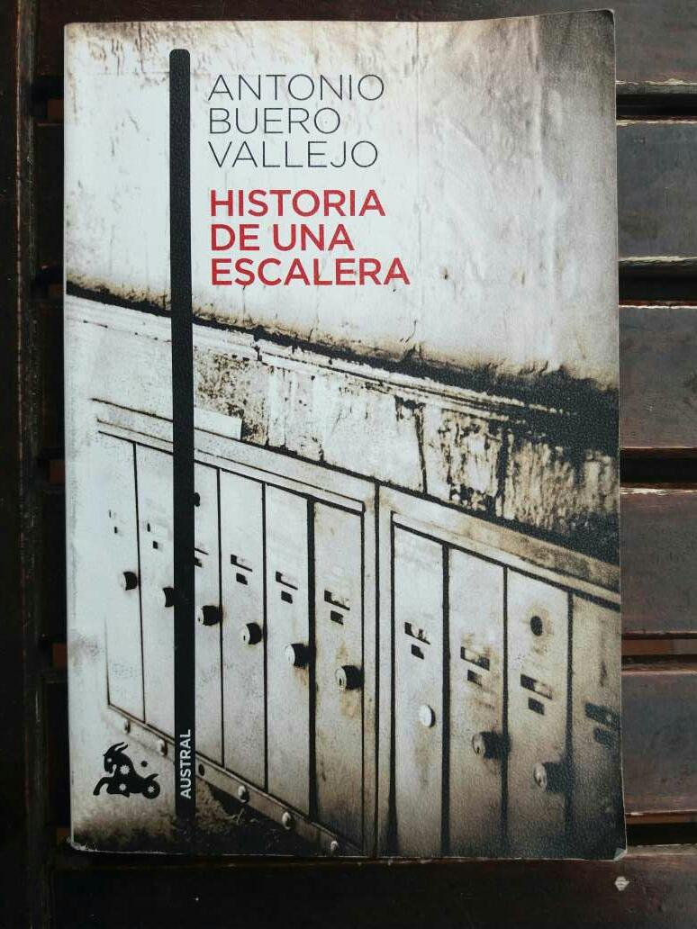 Imagen Historia De Una Escalera Libro ESO