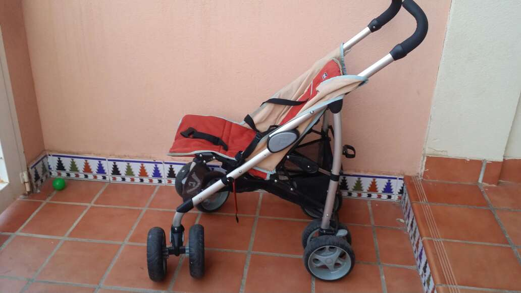 Imagen producto Silla de paseo Jané  3