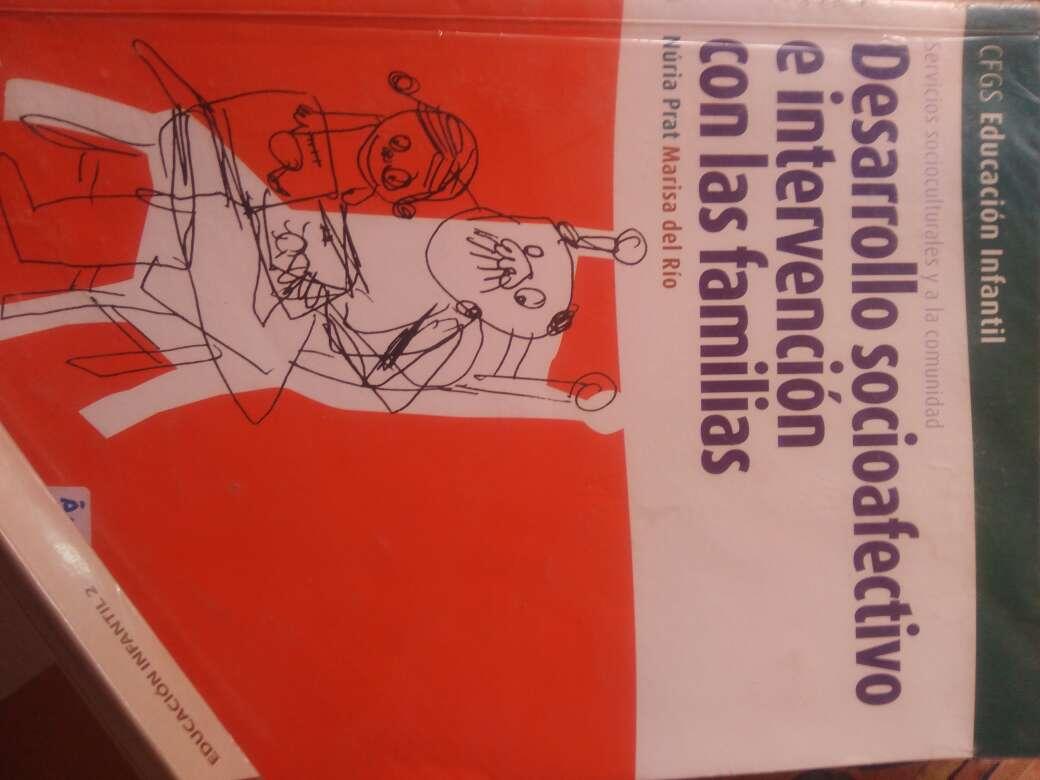 Imagen Libro Cfgs Ed infantil desarrollo socioafectivo...
