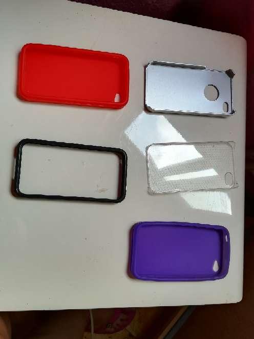 Imagen producto Fundas o carcasas para iphone 4 nuevas 2