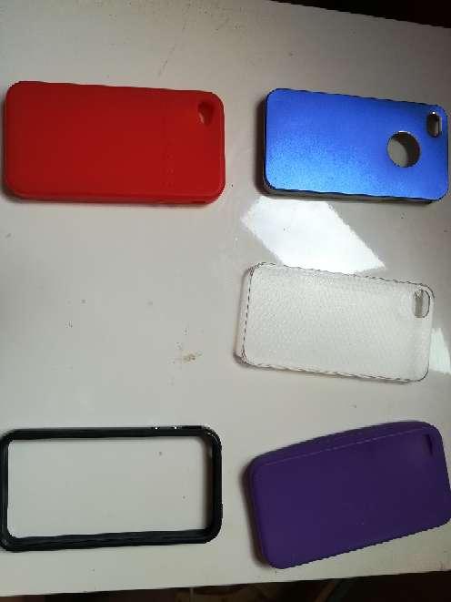 Imagen fundas o carcasas para iphone 4 nuevas