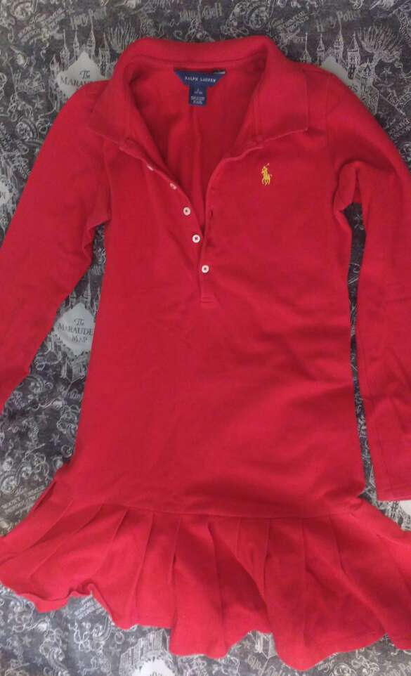 Imagen producto Vestido Ralph Lauren 2