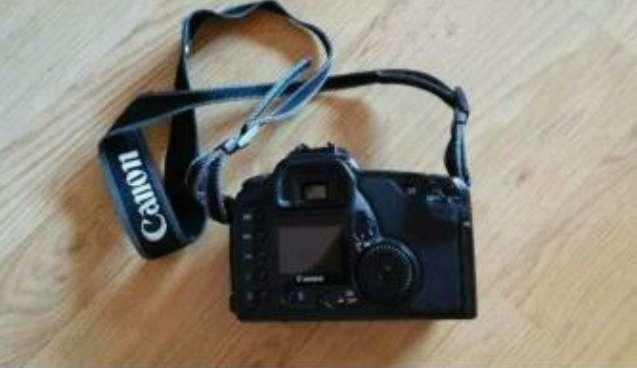 Imagen producto Cuerpo Canon eos 10d 2