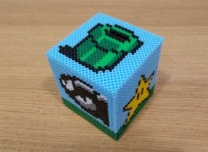 Imagen producto Hucha Mario Bros. 2