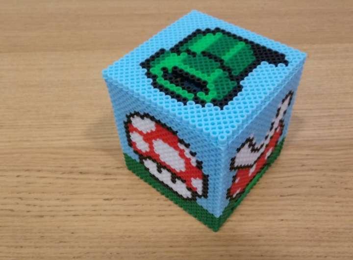Imagen Hucha Mario Bros.