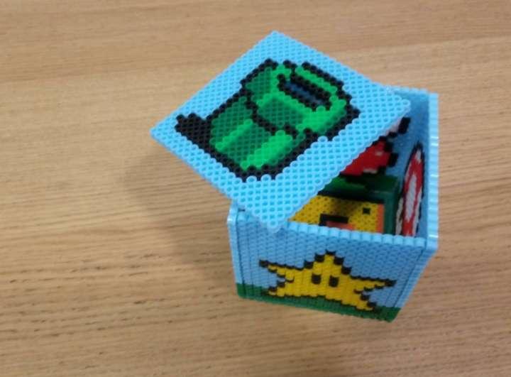 Imagen producto Hucha Mario Bros. 3