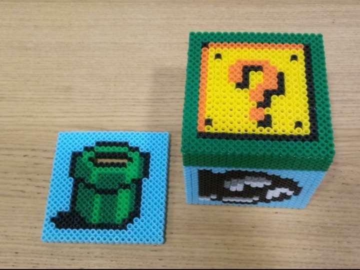 Imagen producto Hucha Mario Bros. 4