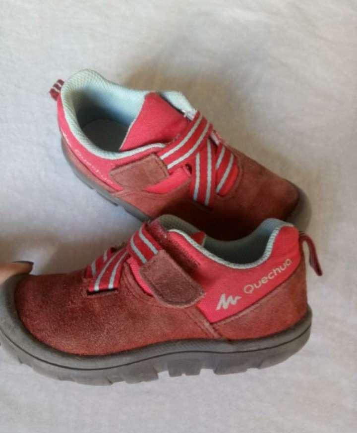 Imagen producto Zapatillas quechua talla 25 2