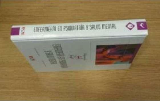 Imagen producto Libro enfermeria en psiquiatria y salud mental 2