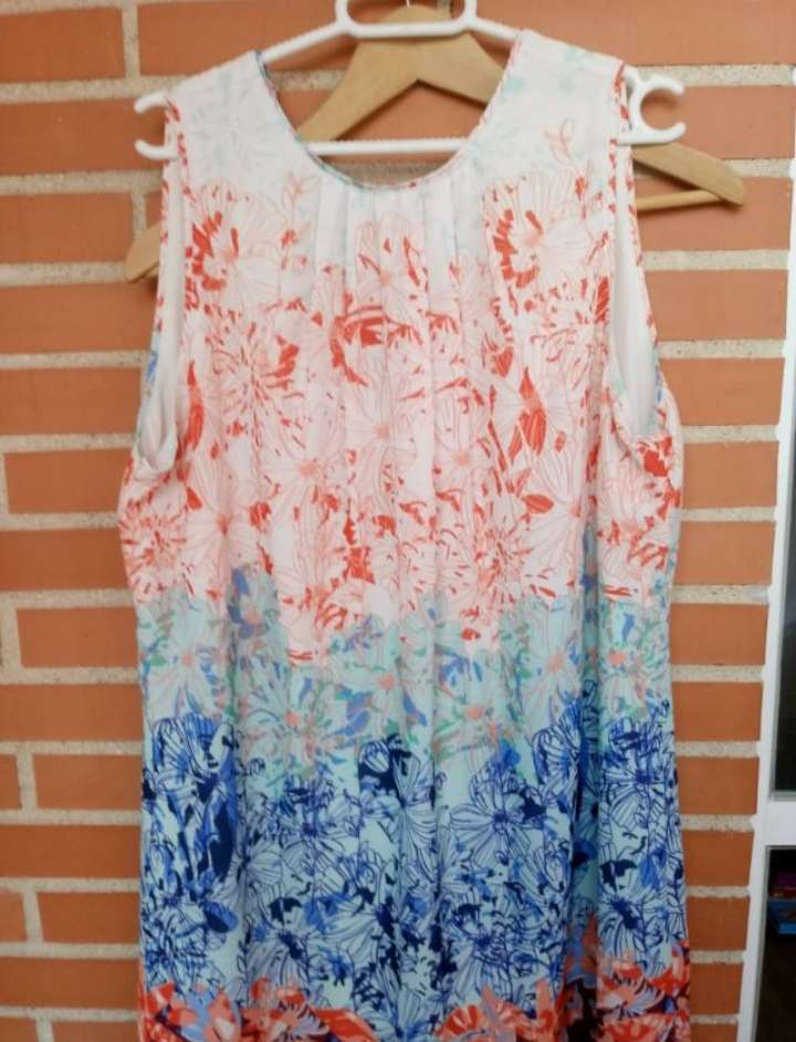 Imagen producto Vestido h&m T 44 2