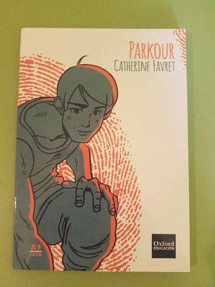 Imagen Libro de lectura en Francés: Parkour