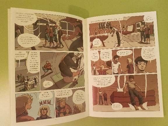 Imagen producto Libro de lectura en Francés: Parkour 2