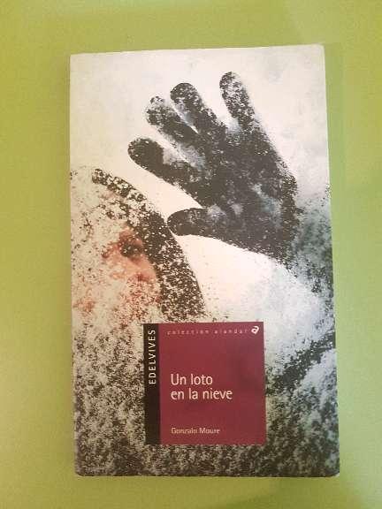 Imagen Libro de lectura: Un loto en la nieve