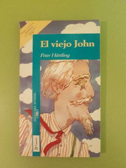 Imagen Libro de lectura: El viejo Jonh