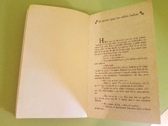 Imagen producto Libro de lectura: Cuentos para jugar 3