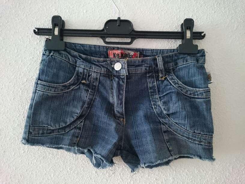 Imagen producto Shorts vaquero chica  4