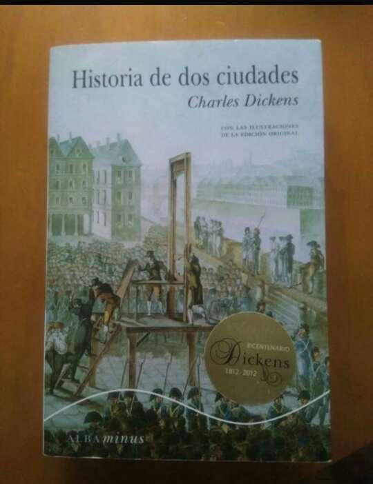 Imagen Libro Historia de dos ciudades