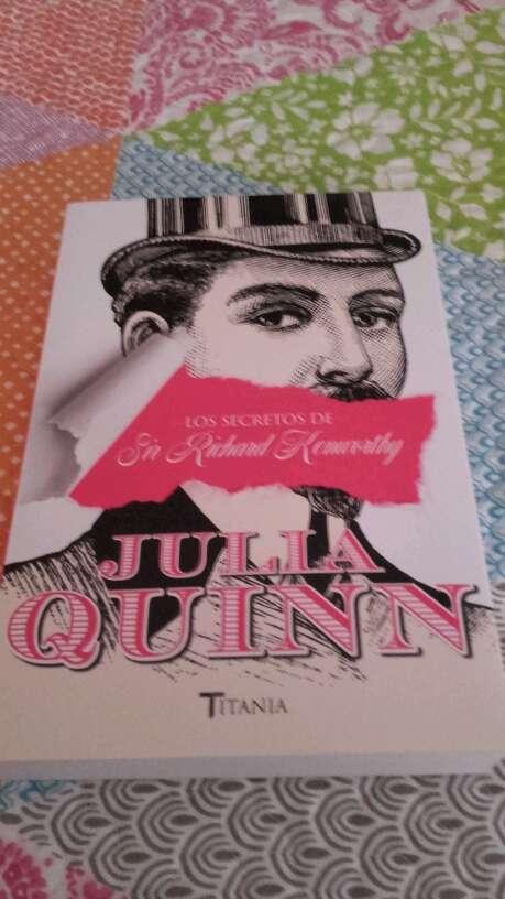 Imagen Libro de Julia Quinn