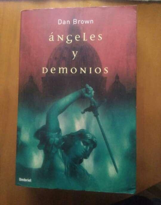 Imagen Libro Ángeles y Demonios