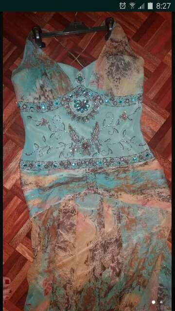 Imagen vestido talla M/L