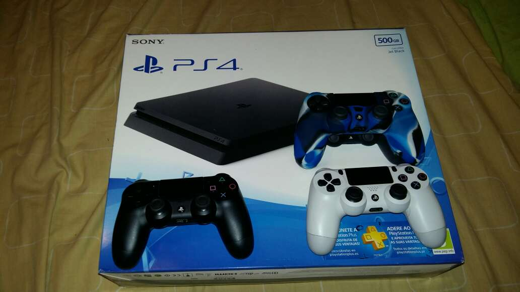 Imagen play station 4 ps4