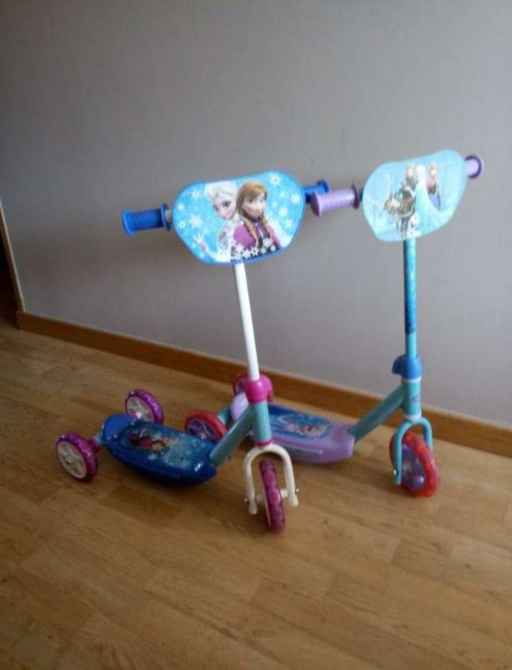 Imagen producto Patinete infantil Frozen 3