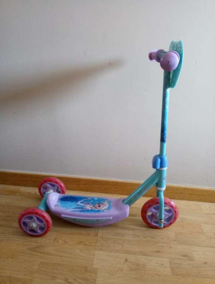 Imagen producto Patin infantil Frozen 2