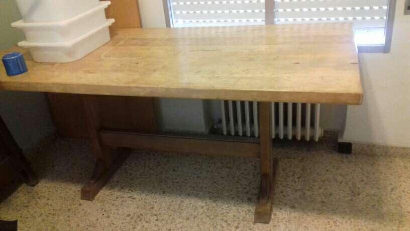 Imagen producto Mesa de madera 2