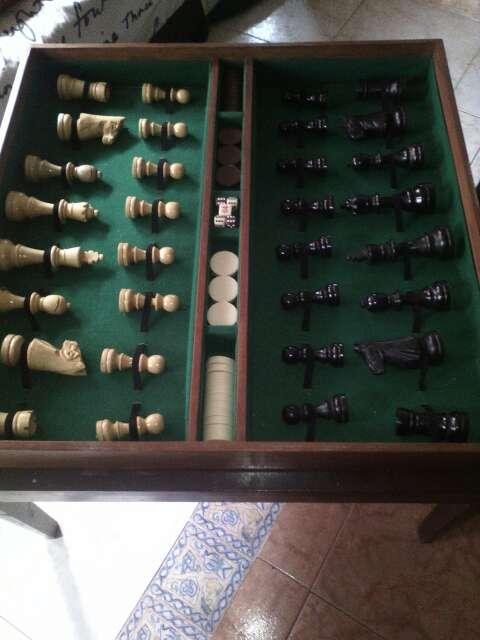 Imagen producto Mesa ajedrez 3