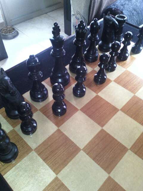 Imagen producto Mesa ajedrez 4