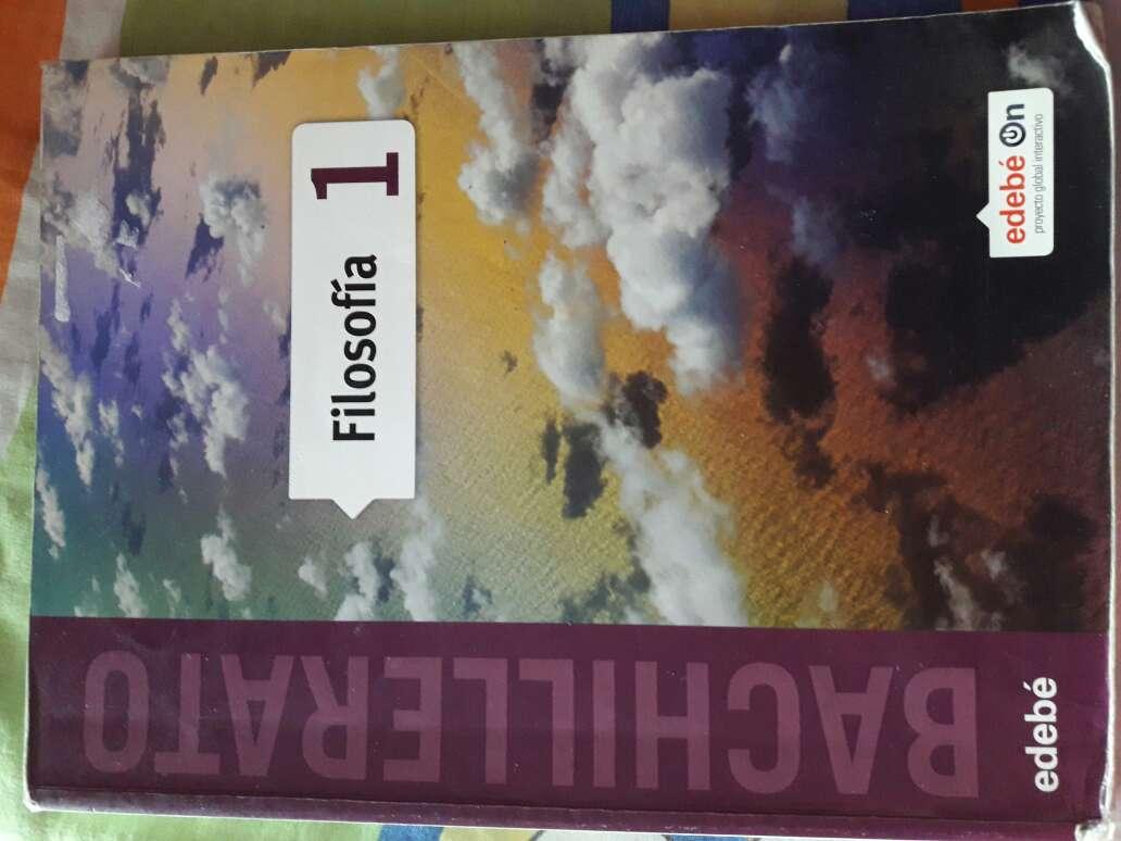 Imagen Libro Filosofia 1 Bachillerato