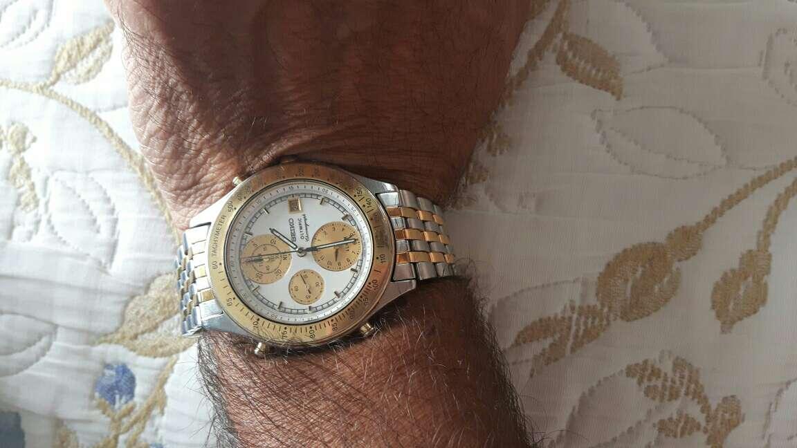 Imagen reloj seiko 200€