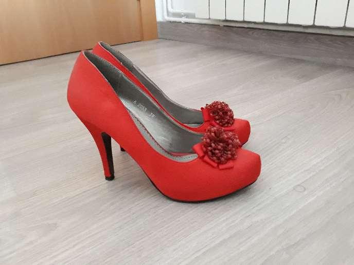 Imagen producto Tacones Rojos 2