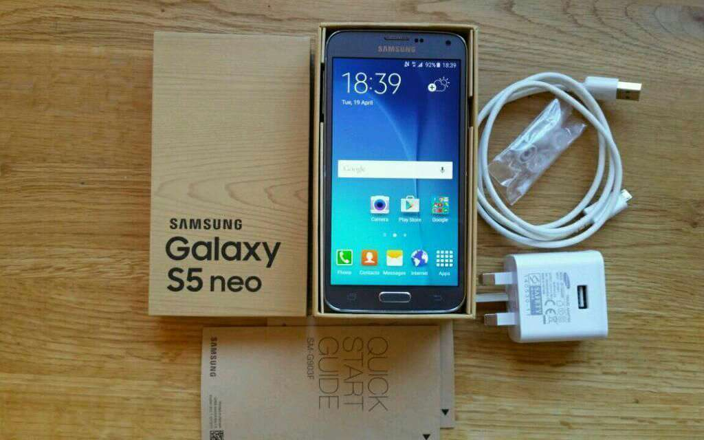 Imagen producto Samsung S5 Neo + 1 año garantía 2