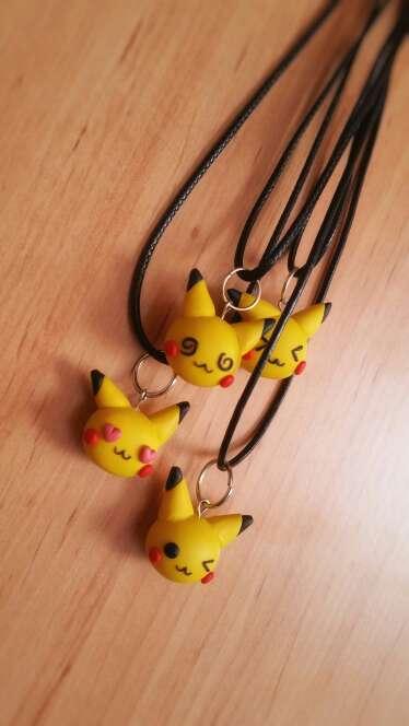 Imagen Colgante Pikachu