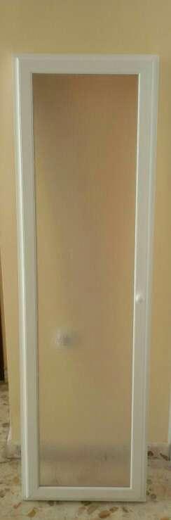 Imagen frente armario 1 hoja acrilico