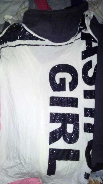 Imagen camiseta larga girl