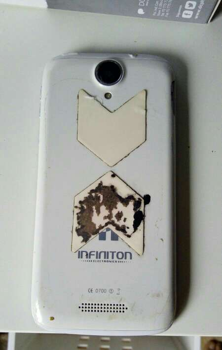 Imagen producto Movil marca infinition 2