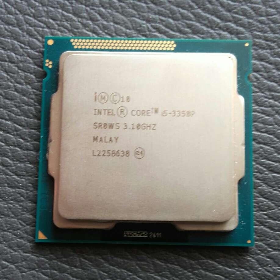 Imagen Intel Core I5 335 Socket 1155