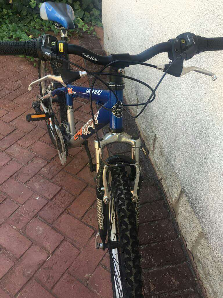 Imagen producto Bicicleta casi nueva 2